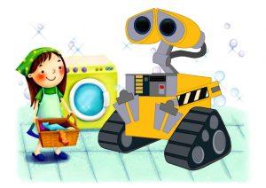 Роботехника в ДЦ Наши Дети
