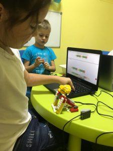 Роботехника. LEGO-конструирование